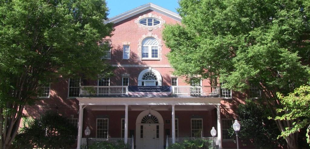 Old North, Georgetown University